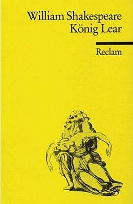König Lear - Cover