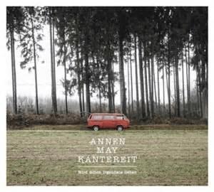 Cover Annen May Kantereit - Wird schon irgendwie gehen
