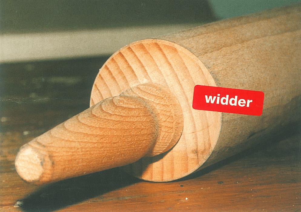 Sternzeichen Widder Edgar-Card - Front