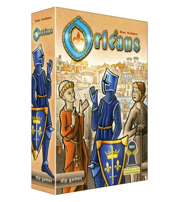 Orléans - Spiel von reiner Stockhausen