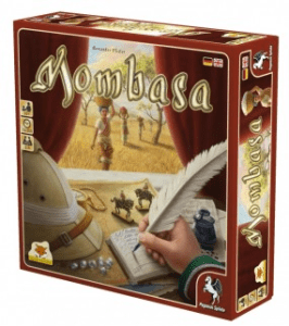 Mombasa - Box