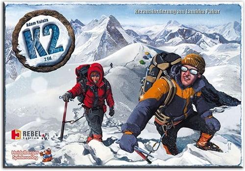 K2 von Adam Kałuża