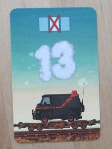 Game of Trains - Card13