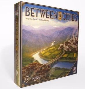 Between Two Cities von Matthew O'Malley, Morten Monrad Pedersen und Ben Rosset erschienen bei Morning Players