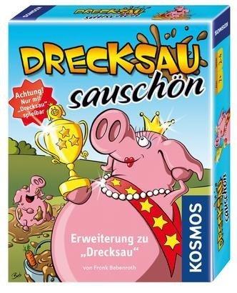 """Kartenspiel """"Drecksau Sauschön"""" von Frank Bebenroth"""