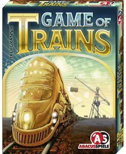 Cover Game of Trains