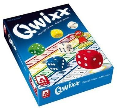 Qwixx von Steffen Benndorf