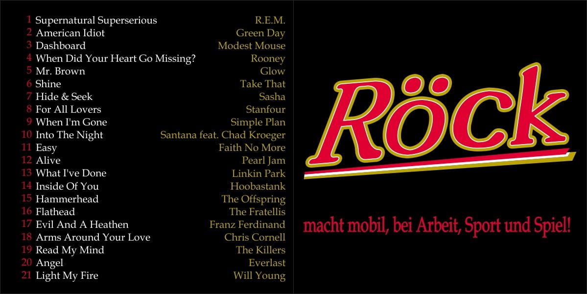 eigener Mix: Röck macht mobil