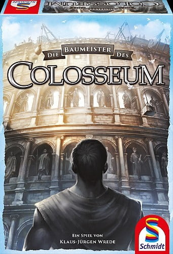 Die Baumeister des Colosseum von Klaus-Jürgen Wrede