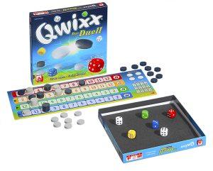 Qwixx: Das Duell von Steffen Benndorf