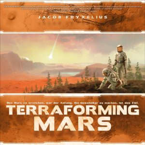 Terrafoming Mars - Cover