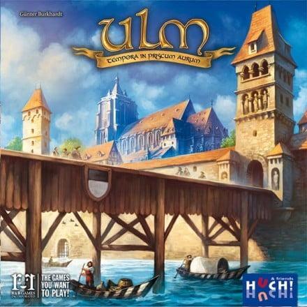 Ulm von Günter Burkhardt