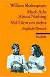 Viel Lärm um nichts von Wiliiam Shakespeare