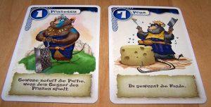 Brave Rats -blaues Prinzenpaar
