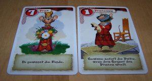 Brave Rats - rotes Prinzenpaar