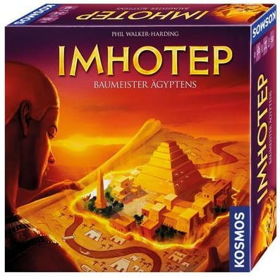 Imhotep - Cover