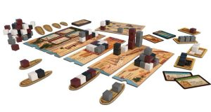 Imhotep - Spielszene