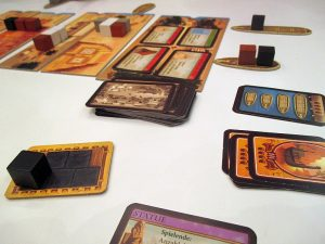 Imhotep - Spielszene II