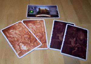 Mit List und Tücke - Austauschkarten