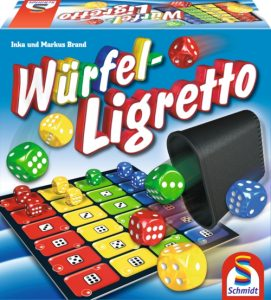 Wuerfel-Ligretto - Box