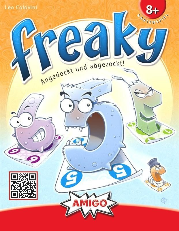 Freaky - Cover