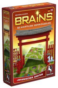 Brains - Japanischer Garten - Box