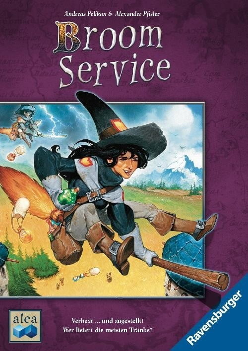 Broom Service - Cover