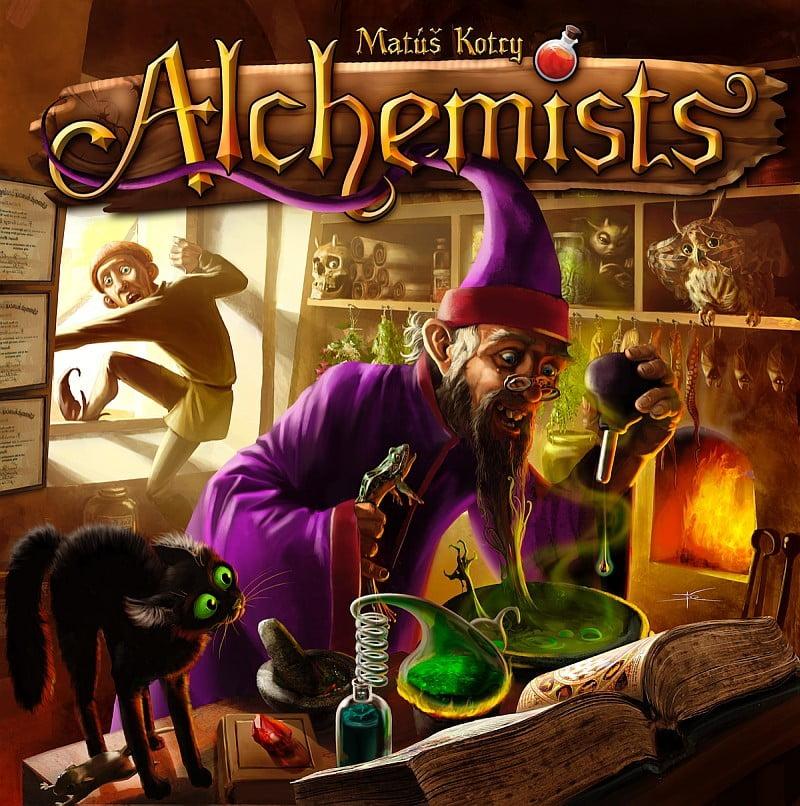 Die Alchemisten - Box
