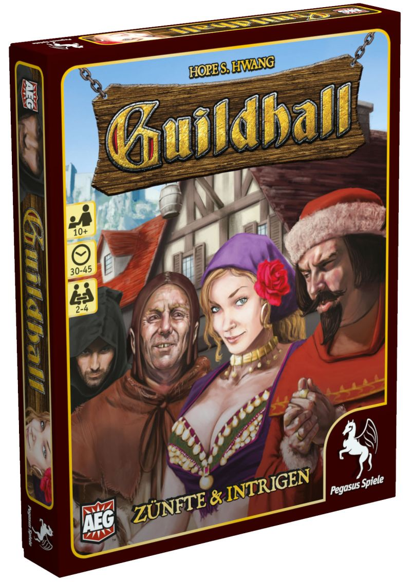 Guildhall - Cover