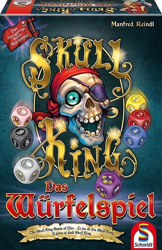 Skull King Wuerfelspiel - Box