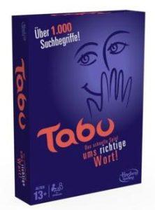 Tabu - Cover