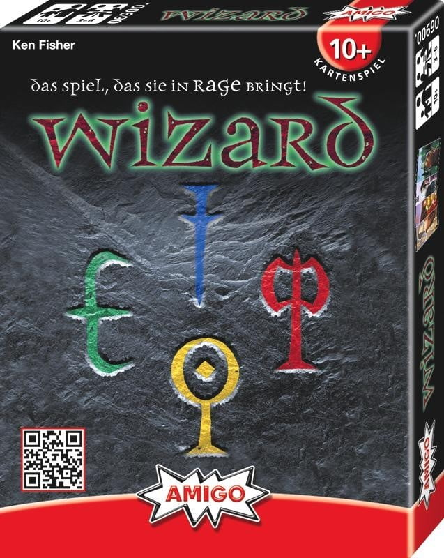 Wizard - Box