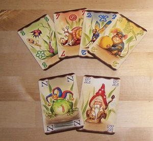 Wizard Junior - Sonderkarten