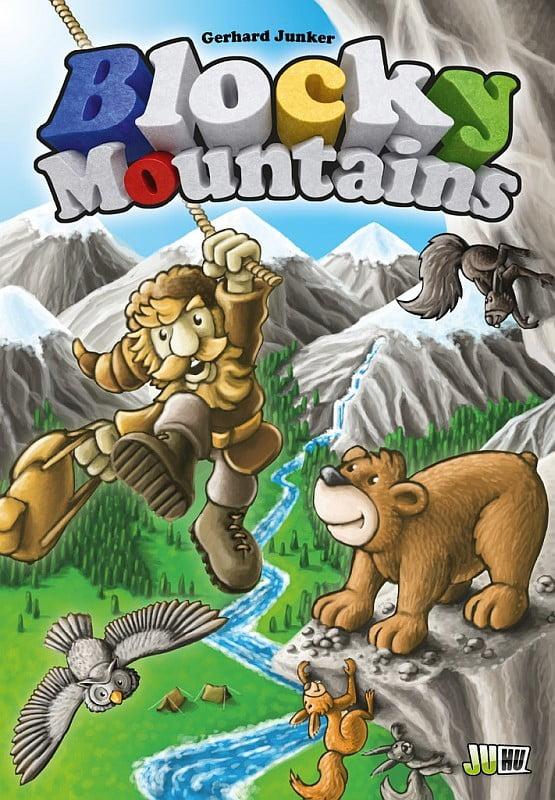 Blocky Mountains - Box
