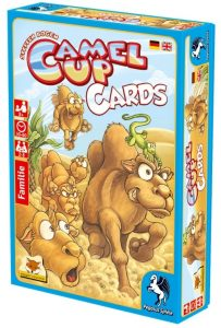 Camel Up Cards - Box