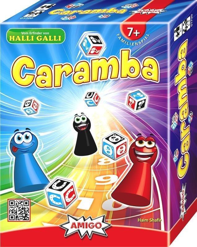 Caramba - Cover