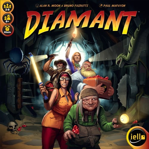 Diamant - Box
