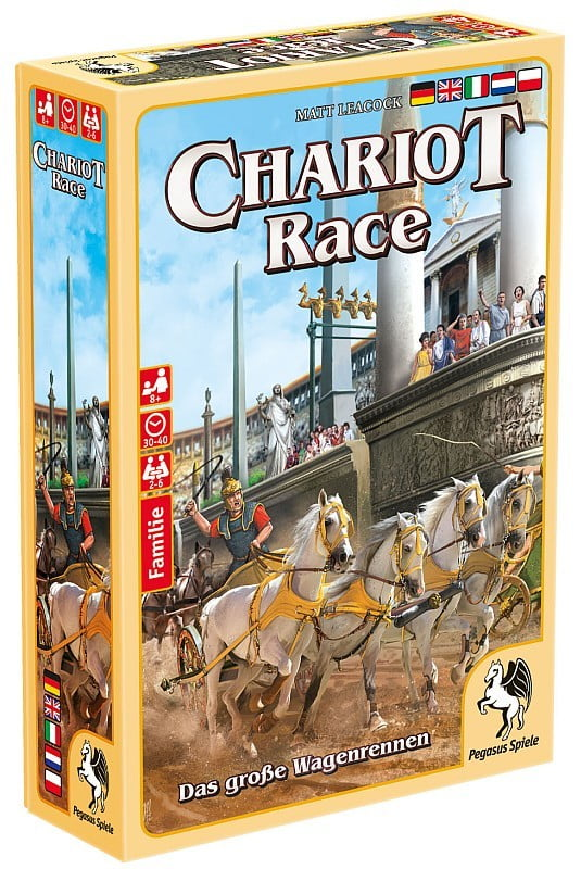 Chariot Race - Box