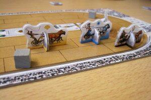 Chariot Race - Streitwagen