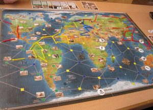 Expedition - Spielplan