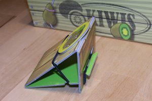 Flying Kiwis - Rampenkonstruktion