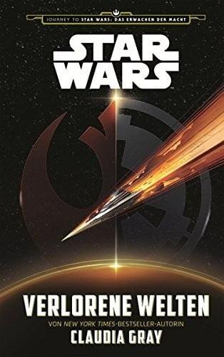 Star Wars - Verlorene Welten - Cover