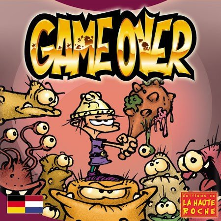 Game Over - Box