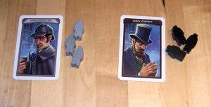 Holmes - Spieler