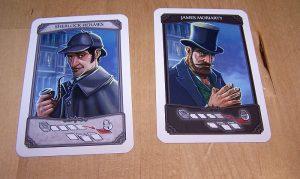 Holmes - Spielervariante