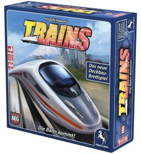 Trains - Box