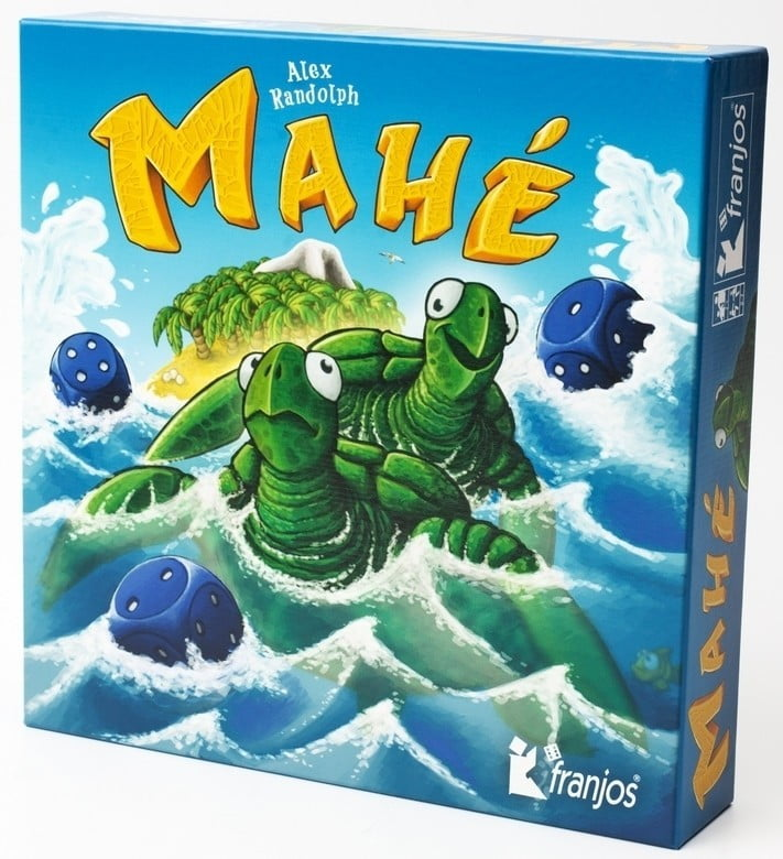 Mahé - Box