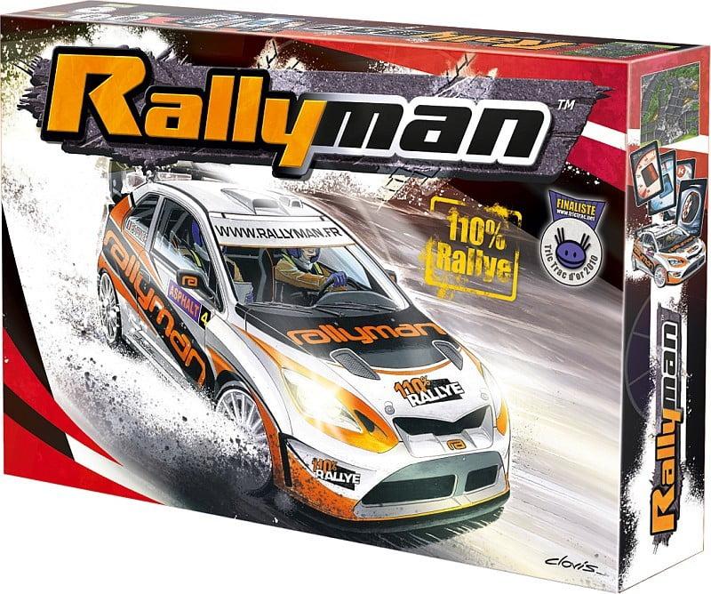 Rallyman - Box