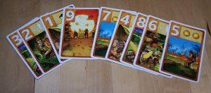 Raptor - Forscherkarten