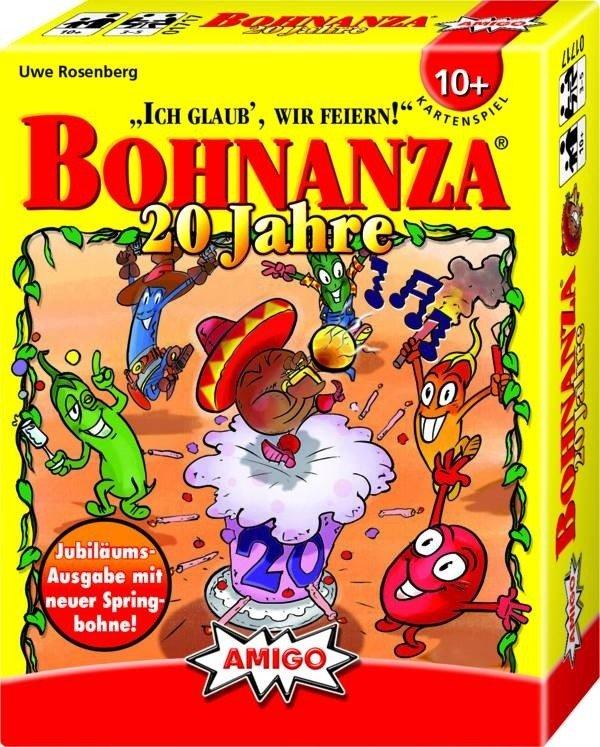 Bohnanza 20 Jahre - Box